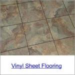 Vinyl Sheet Flooring